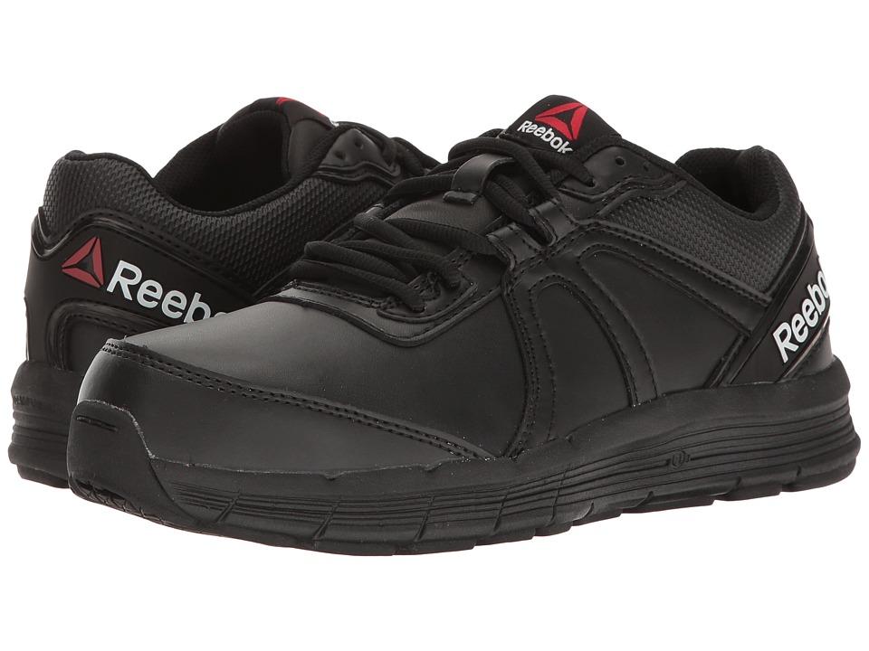 Reebok Work Guide Work Steel Toe (Black) Women's Work Boots