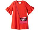 Kate Spade New York Kids - Trompe L'Oeil Bag Dress (Toddler/Little Kids)