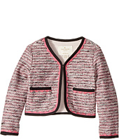Kate Spade New York Kids - Knit Tweed Jacket (Toddler/Little Kids)