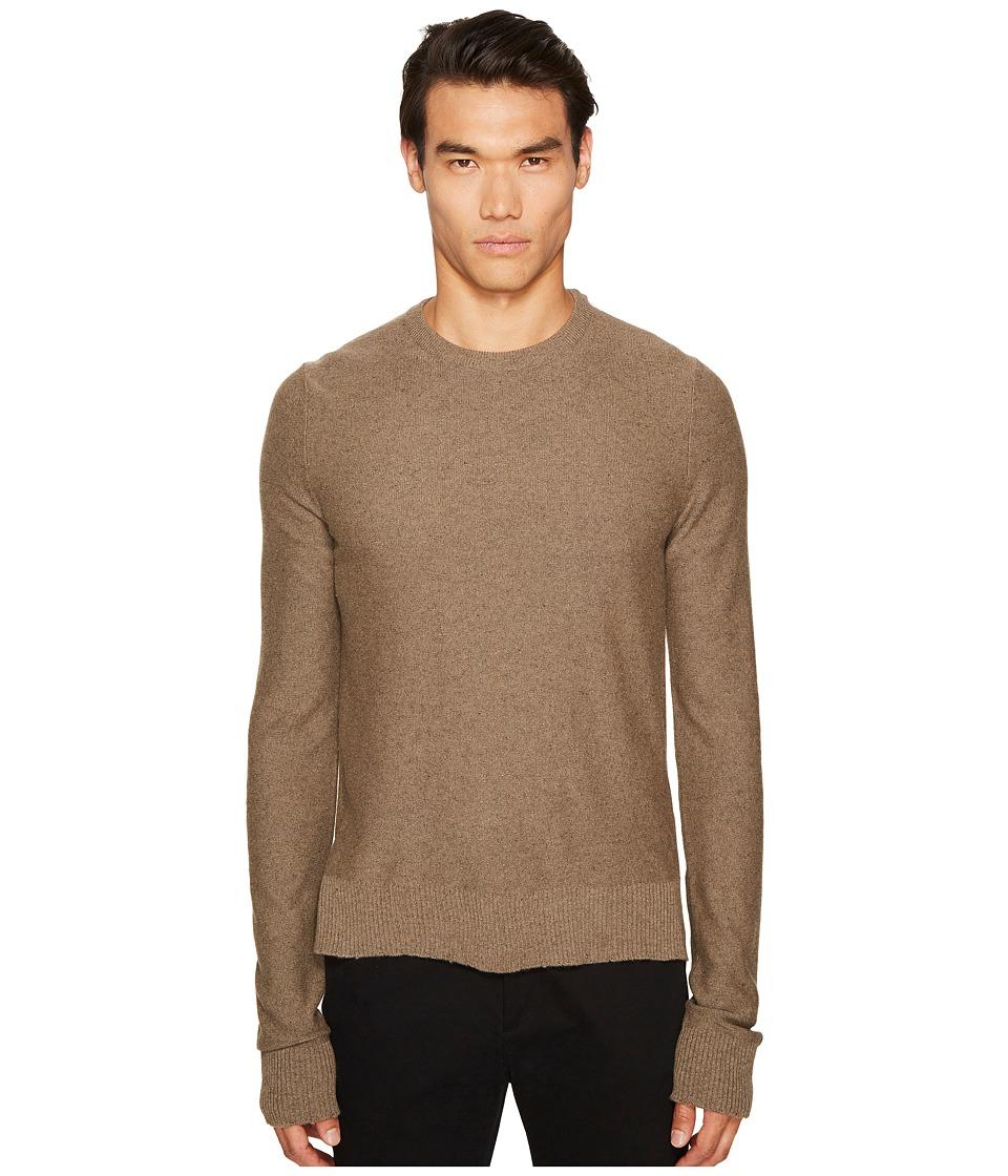 Marc Jacobs - Cashmere/Silk Sweater (Mink Combo) Men's Sweater