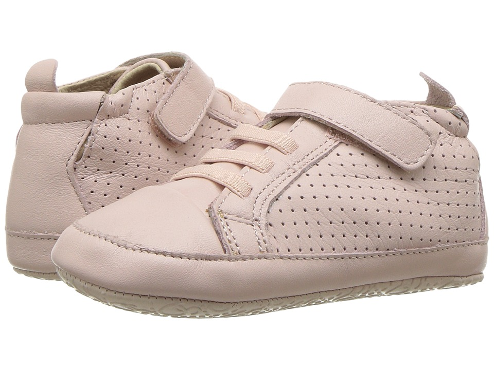 Old Soles One-World (Infant/Toddler) (Powder Pink) Girl's Shoes