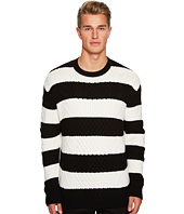 McQ - Wide Stripe Sweater