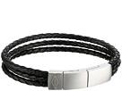 Fossil - Multi-Strand Leather Bracelet