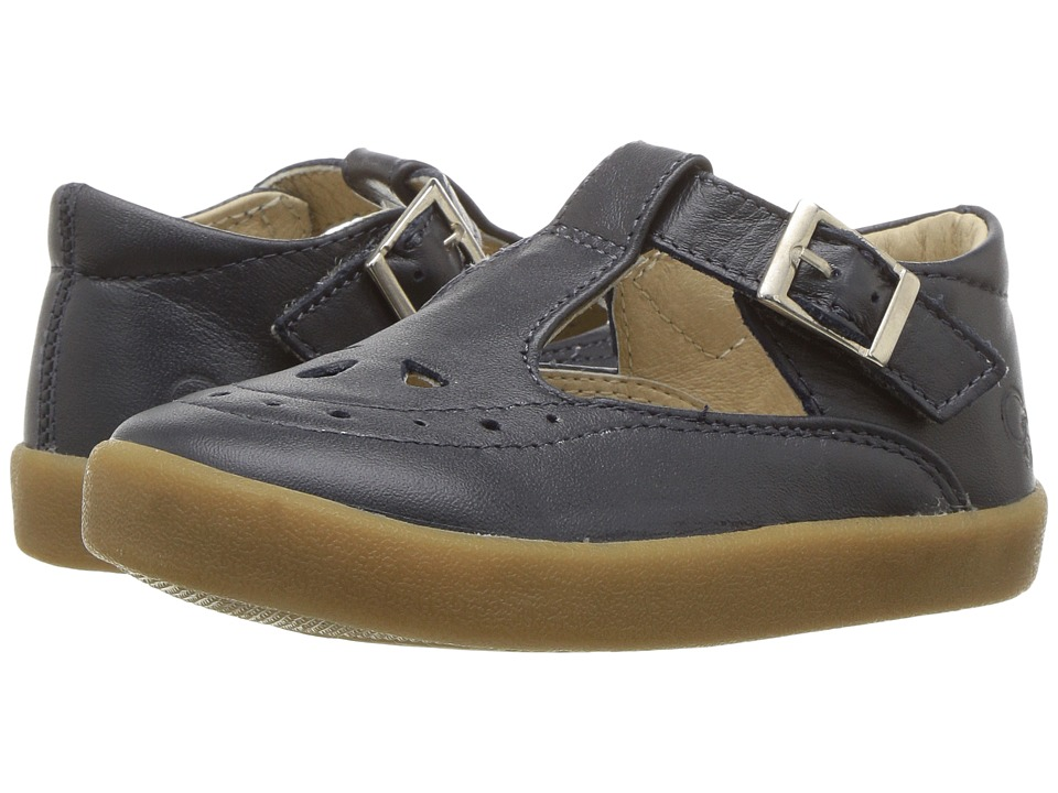 Old Soles Royal Shoe (Toddler/Little Kid) (Navy) Girl's Shoes