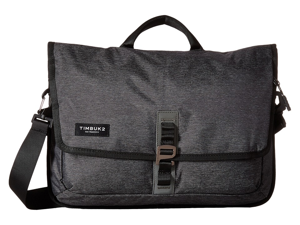 Timbuktu Transit Briefcase (Jet Black Static) Briefcase Bags