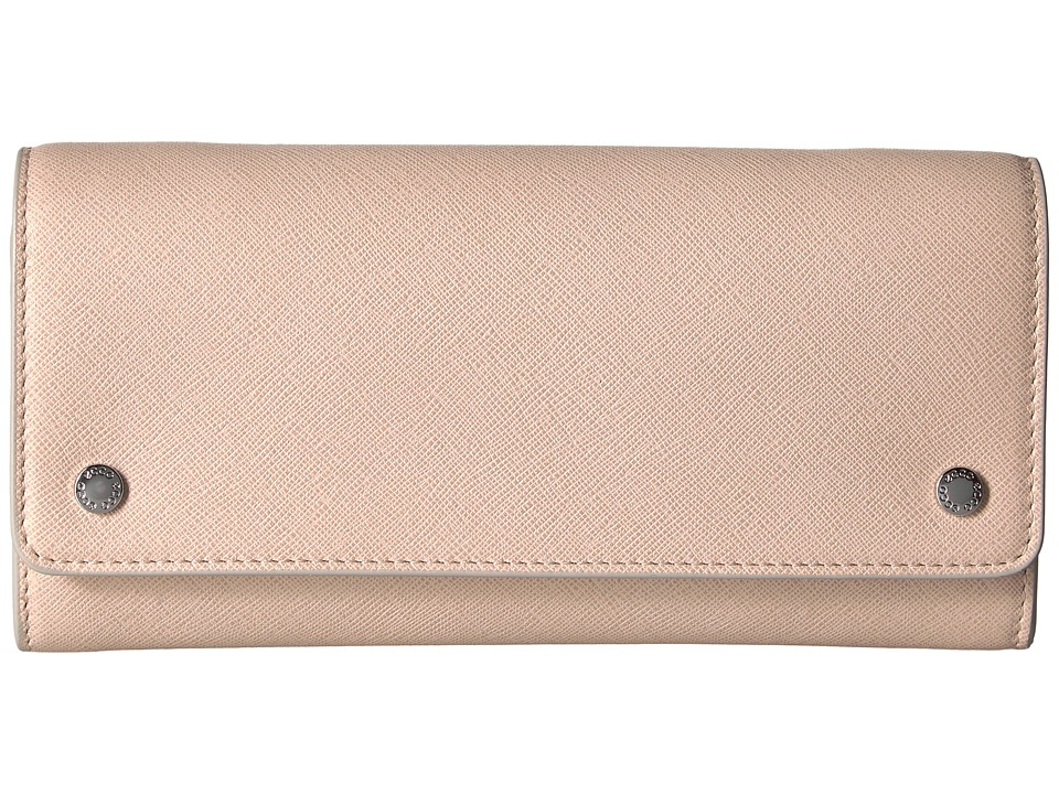 ECCO Iola Clutch Wallet (Rose Dust) Clutch Handbags