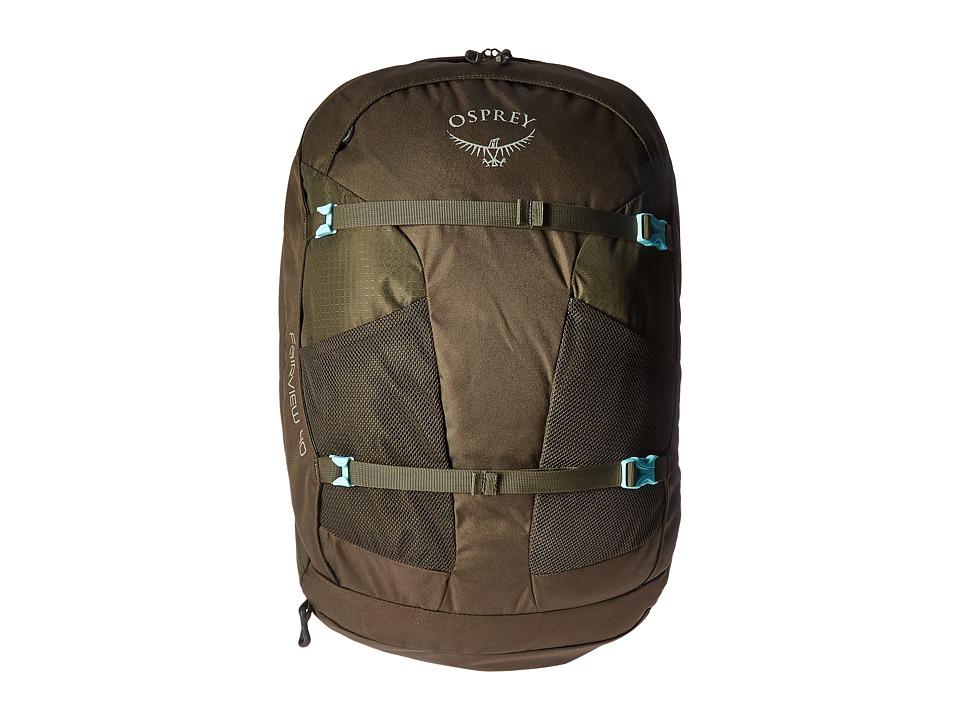 Osprey Fairview 40 (Misty Grey) Backpack Bags