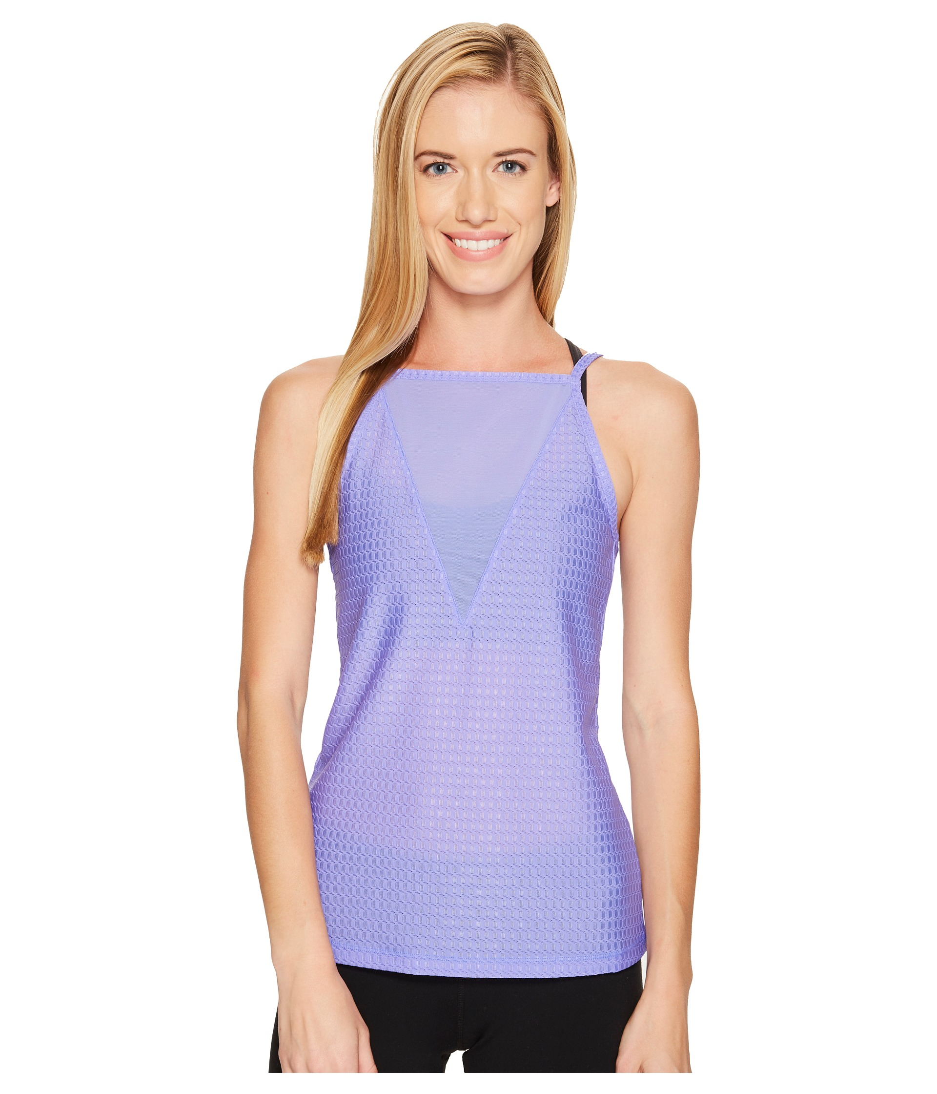 Lorna jane gravity excel tank top at for Schoolboy q girl power shirt