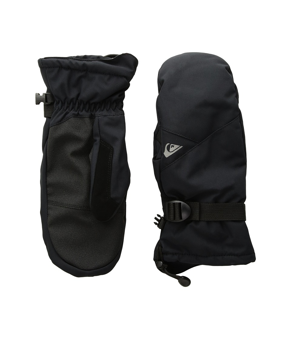 Quiksilver - Mission Mitt (Black) Extreme Cold Weather Gloves