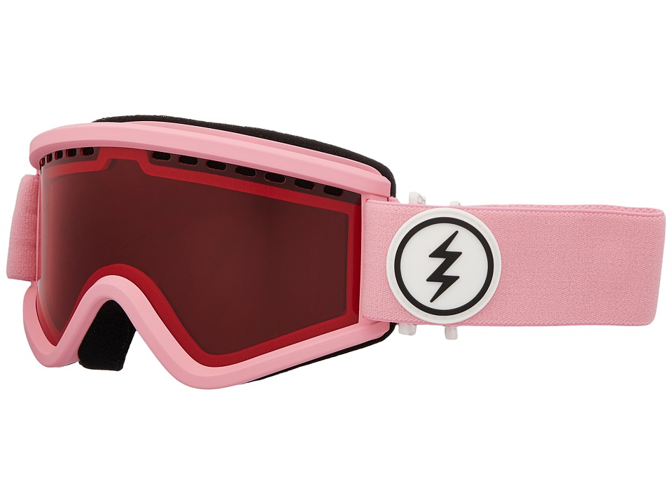 Electric Eyewear EGV.K (Youth) (Bubble Gum Frame/Pink Lens) Goggles