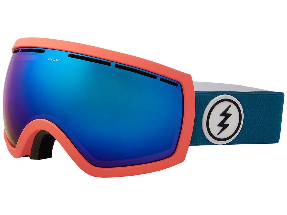 Electric Eyewear EG2.5 (Pink Palms/Brose Blue Chrome Lens) Goggles