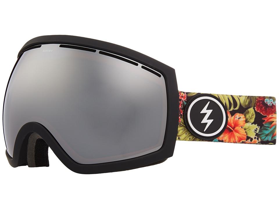 Electric Eyewear EG2 (Dark Tourist/Brose Silver Chrome Lens) Goggles