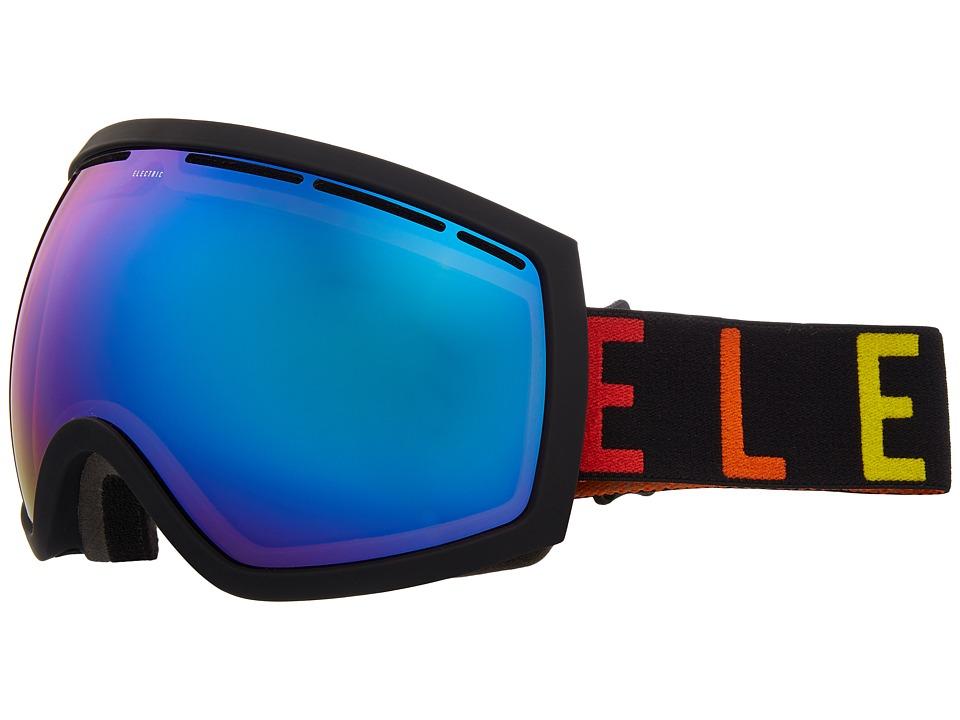 Electric Eyewear EG2 (Workmark/Brose Blue Chrome Lens) Goggles