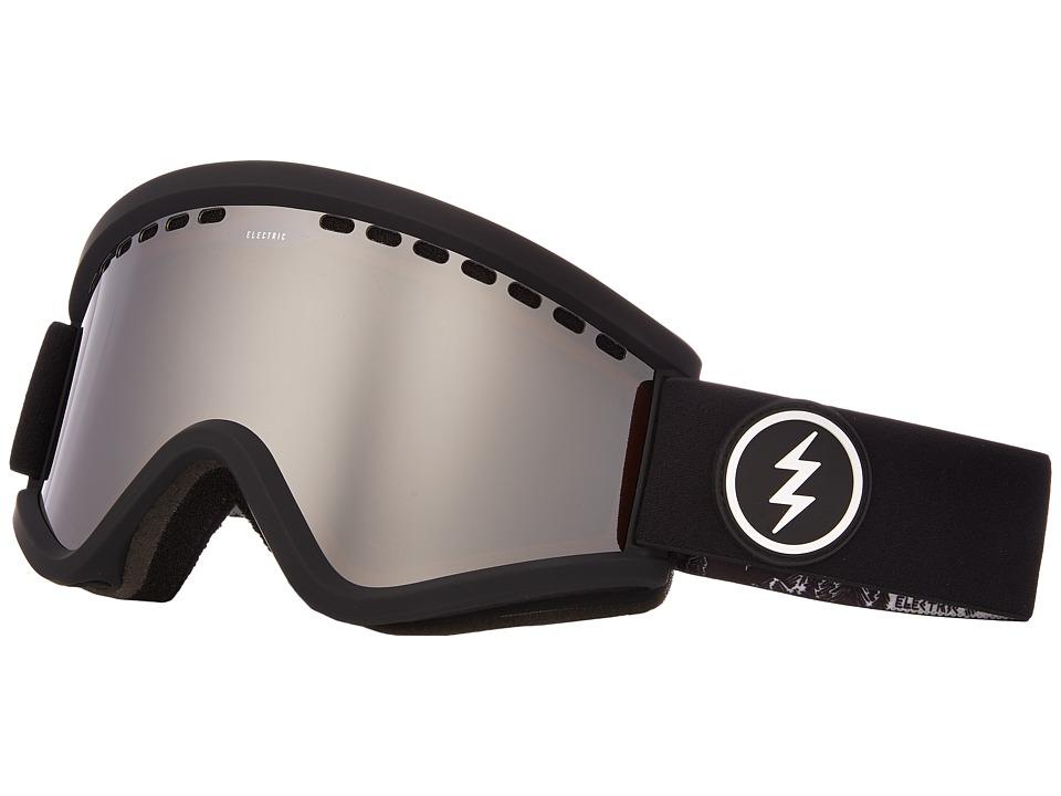 Electric Eyewear EGV (Sketchy Tank/Brose Silver Chrome Lens) Goggles