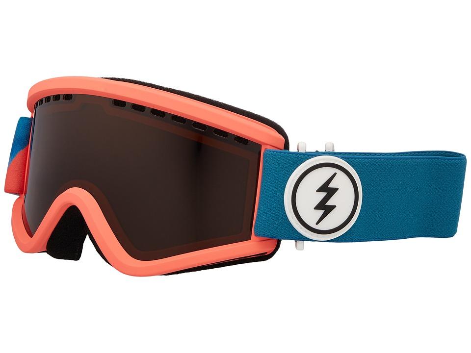 Electric Eyewear EGV.K (Youth) (Pink Palms/Brose Lens) Goggles