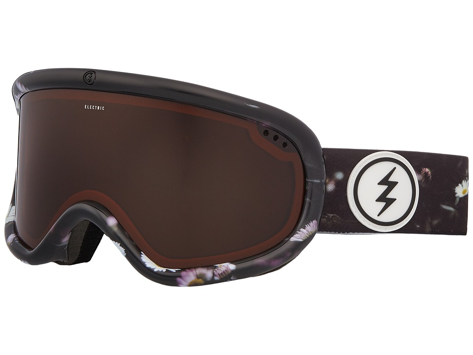 Electric Eyewear Charger (Dark Floral/Brose Lens) Goggles