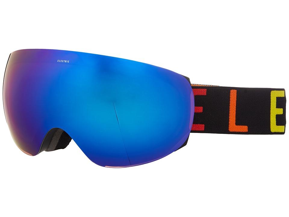 Electric Eyewear EG3.5 (Workmark/Brose Blue Chrome Lens) Goggles