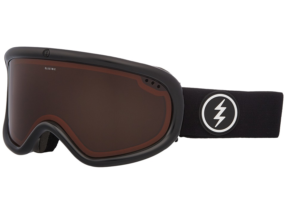 Electric Eyewear Charger (Gloss Black Frame/Brose Lens) Goggles