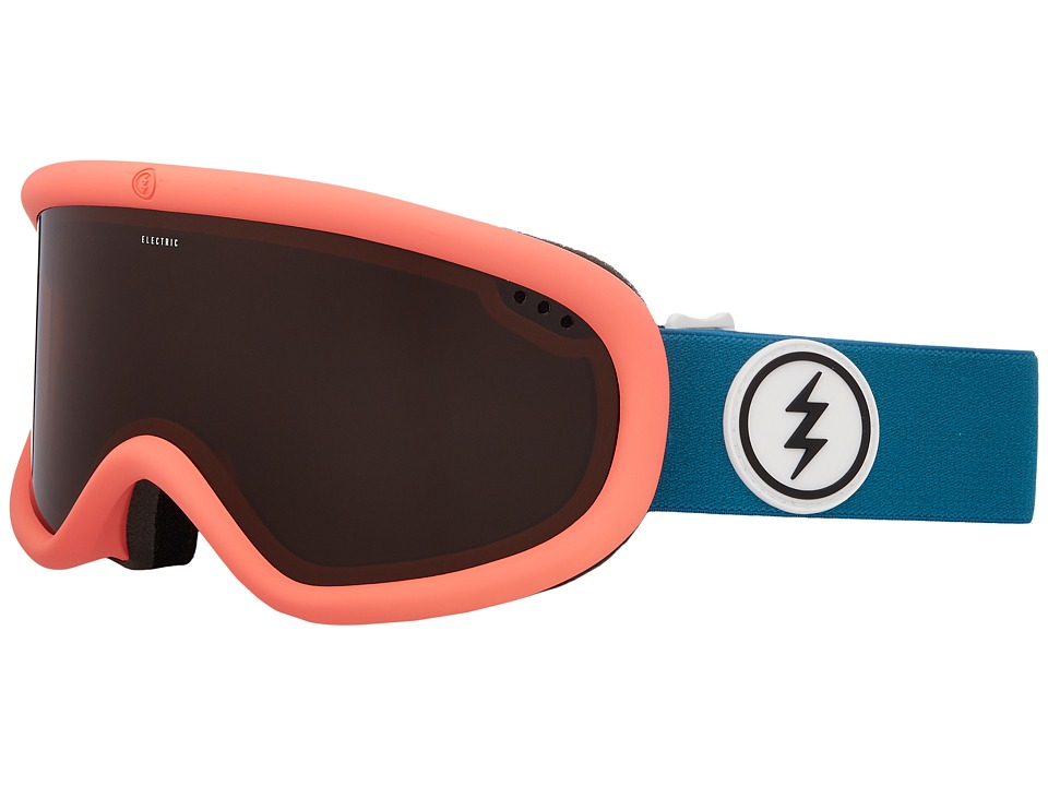 Electric Eyewear Charger (Pink Palms/Brose Lens) Goggles