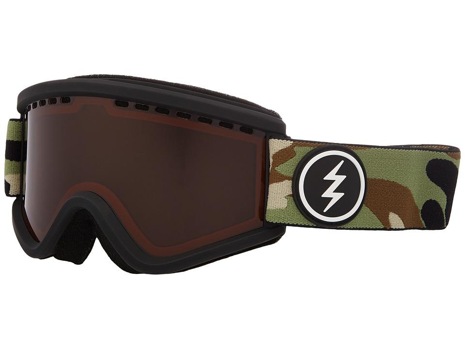 Electric Eyewear EGV.K (Youth) (Camo/Brose Lens) Goggles