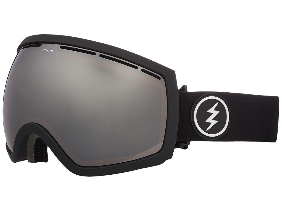 Electric Eyewear EG2 Sketchy Tank (Sketchy Tank/Brose Silver Chrome Lens) Goggles