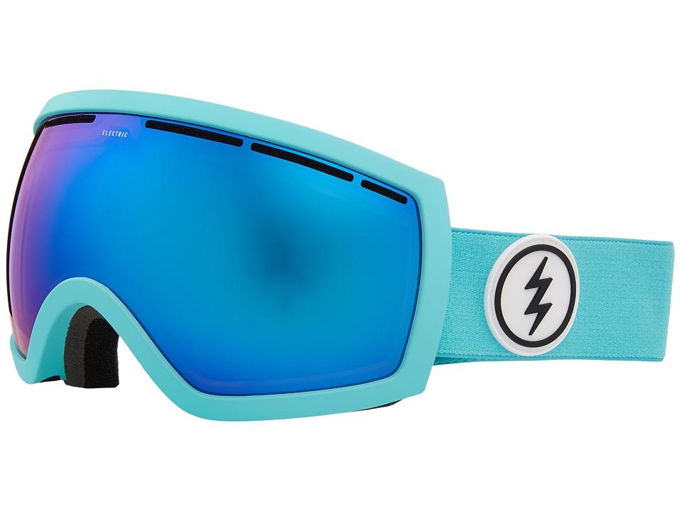 Electric EG2.5 (Turquoise Frame/Brose Blue Chrome Lens) G...