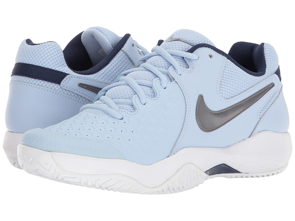 Nike Air Zoom Resistance (Hydrogen Blue/Metallic Dark Gre...