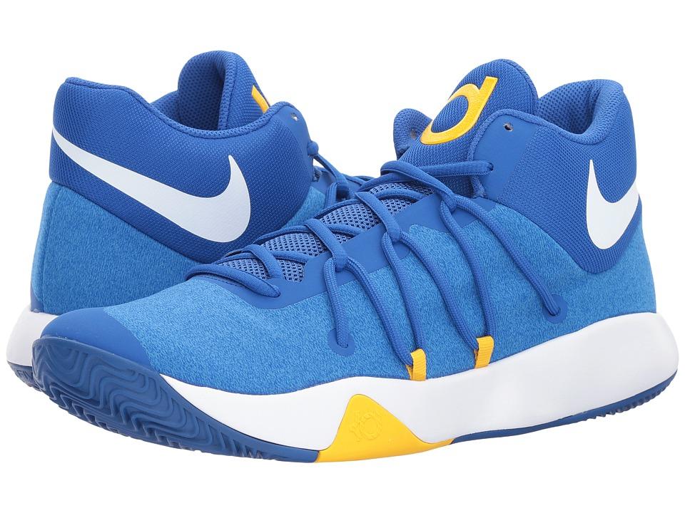 Nike KD Trey 5 V (Royal Blue/White/University Gold) Men's...