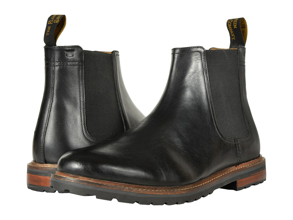 Florsheim Estabrook Gore Boot (Black Smooth) Men