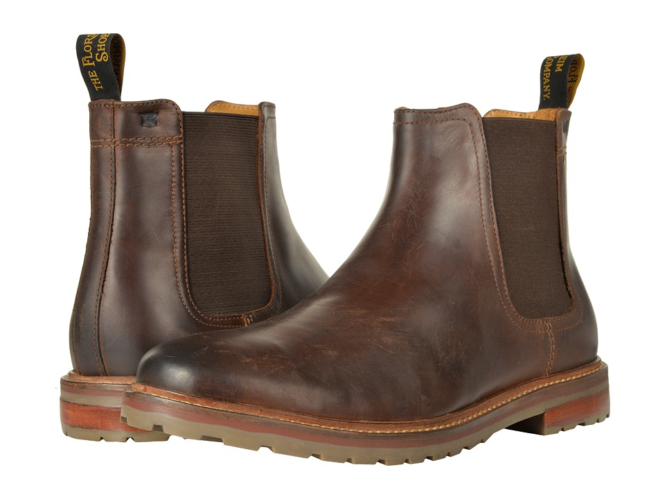 Florsheim Estabrook Gore Boot (Brown Crazy Horse) Men