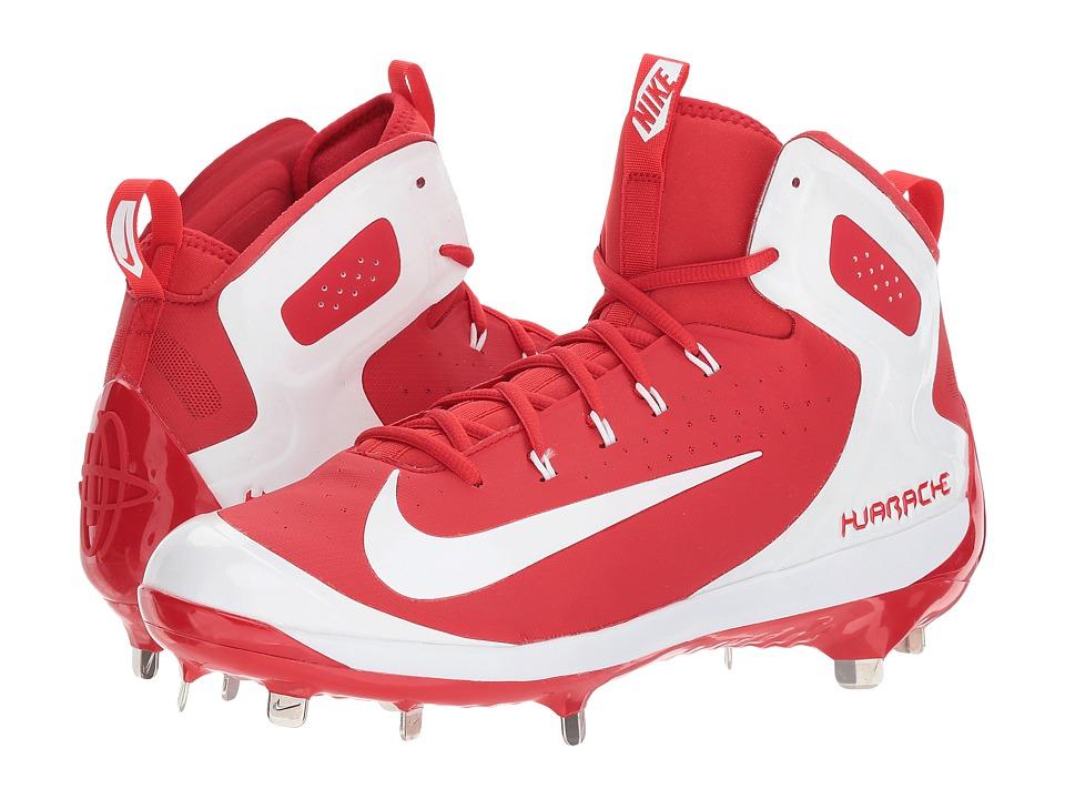 Nike Alpha Huarache Elite (University Red/White/White) Me...