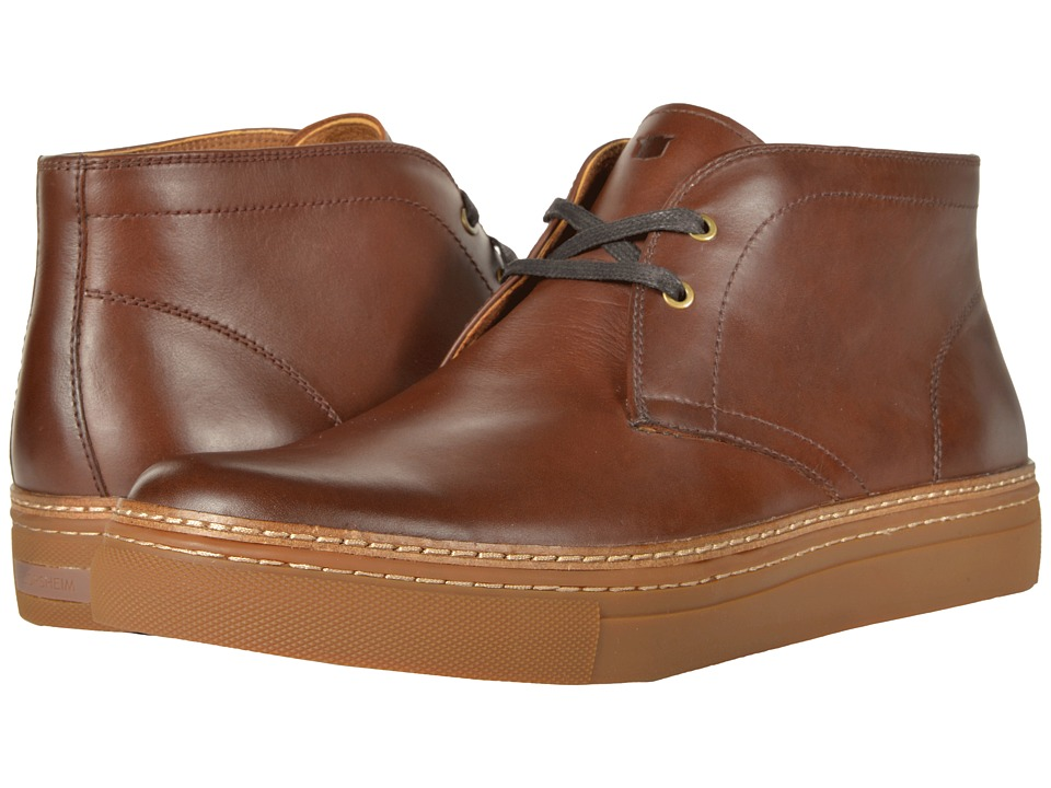 Florsheim Pivot Chukka Boot (Brown Smooth) Men