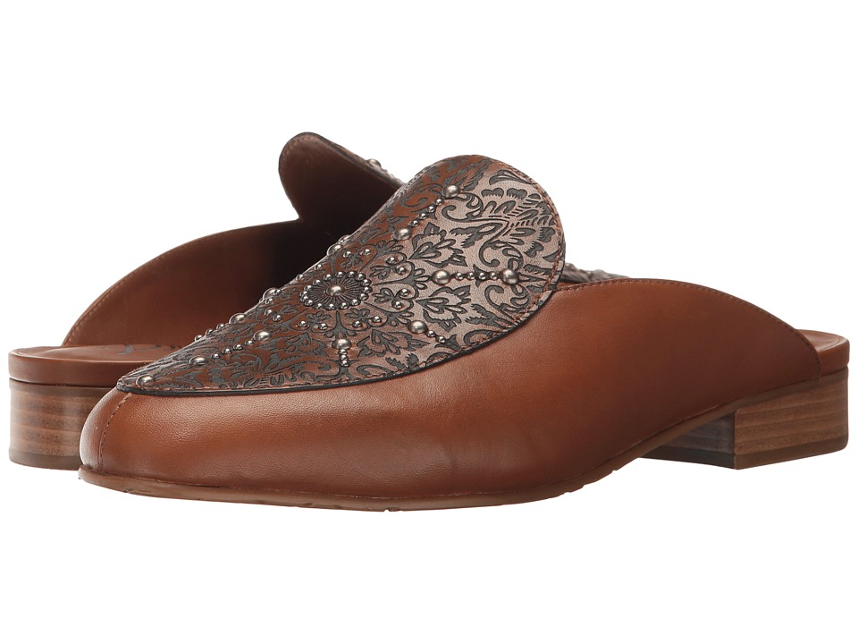 Brighton - Icon (Luggage) Womens Slip on  Shoes