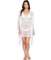 Luli Fama - Muchachita Linda Caftan Fringe Dress Cover-Up