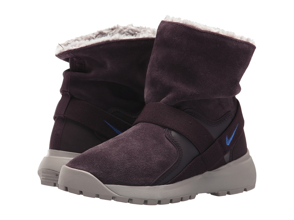 Nike Golkana Boot (Port Wine/Racer Blue/Cobblestone) Women