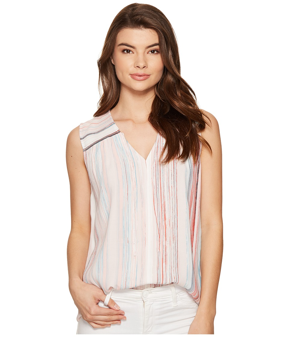 1.STATE - Blouse w/ Front Tie