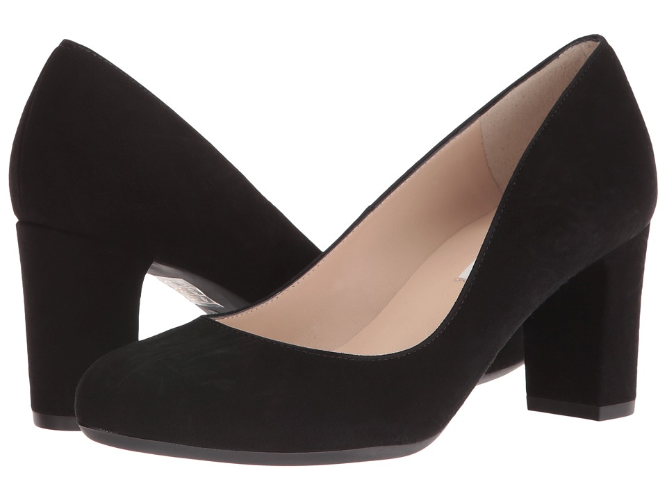 L.K. Bennett - Sersha (Black Suede) Womens Shoes