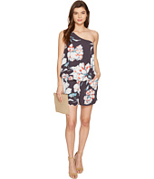 1.STATE - One Shoulder Popover Romper