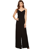 1.STATE - Lace-Up Back Wide Leg Jumpsuit