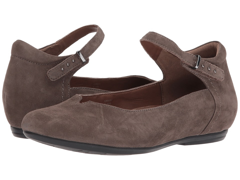 Earth Emery Earthies (Slate Suede) Women