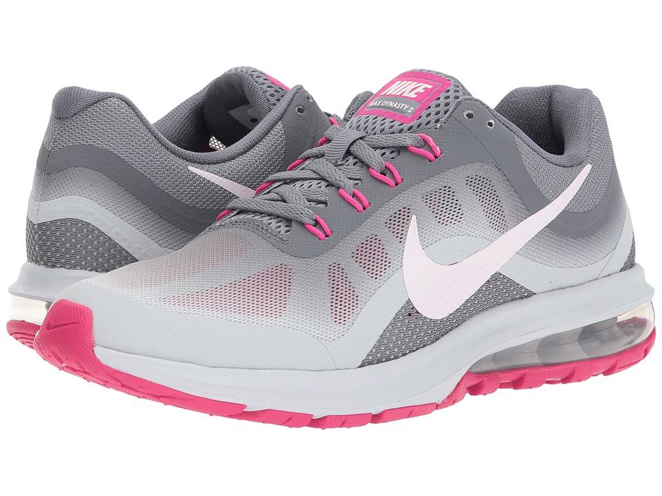 Nike Air Max Dynasty 2 (Cool Grey/Arctic Pink/Pure Platinum) Women