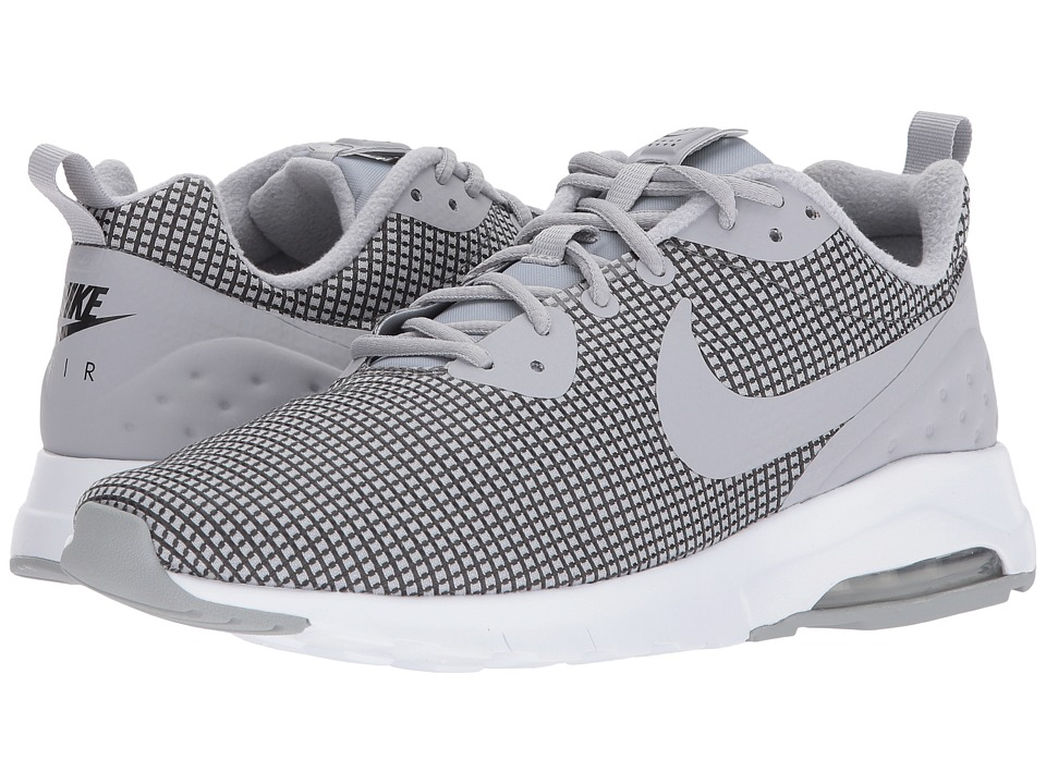 Nike Air Max Motion Low SE (Wolf Grey/Wolf Grey/Anthracite) Men