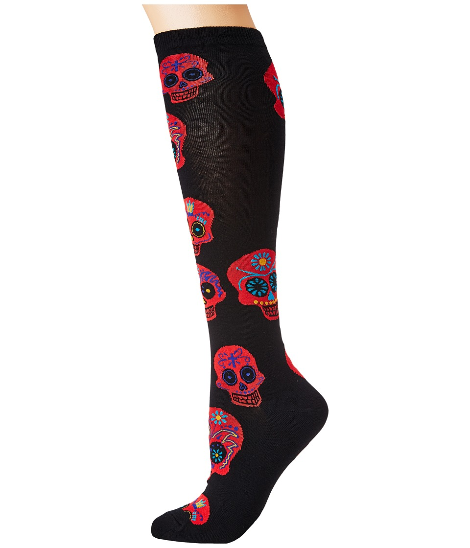 Socksmith - Big Muertos Skull Knee High