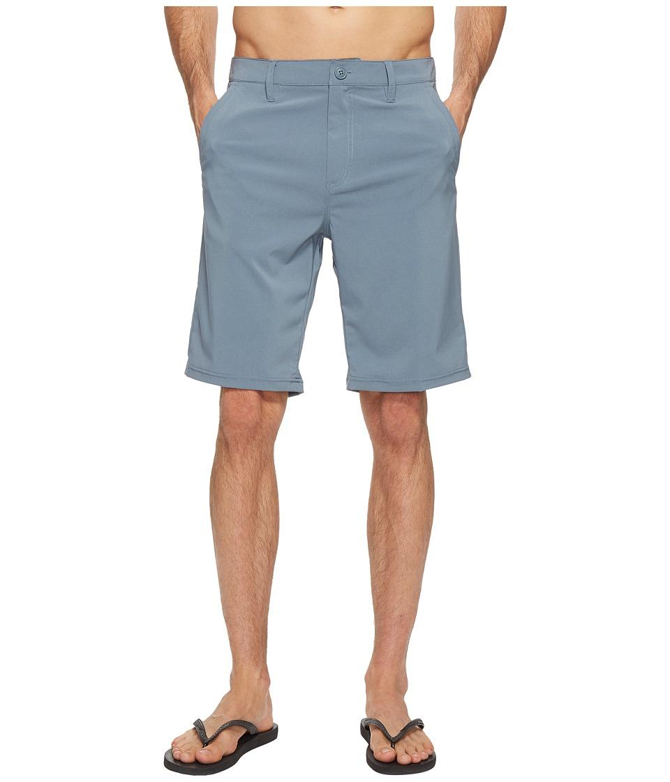 Vans Authentic Hybrid Shorts 21 (Blue Mirage) Men