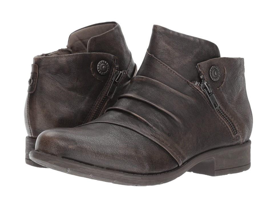 Earth Ronan (Taupe Brush-Off Leather) Women