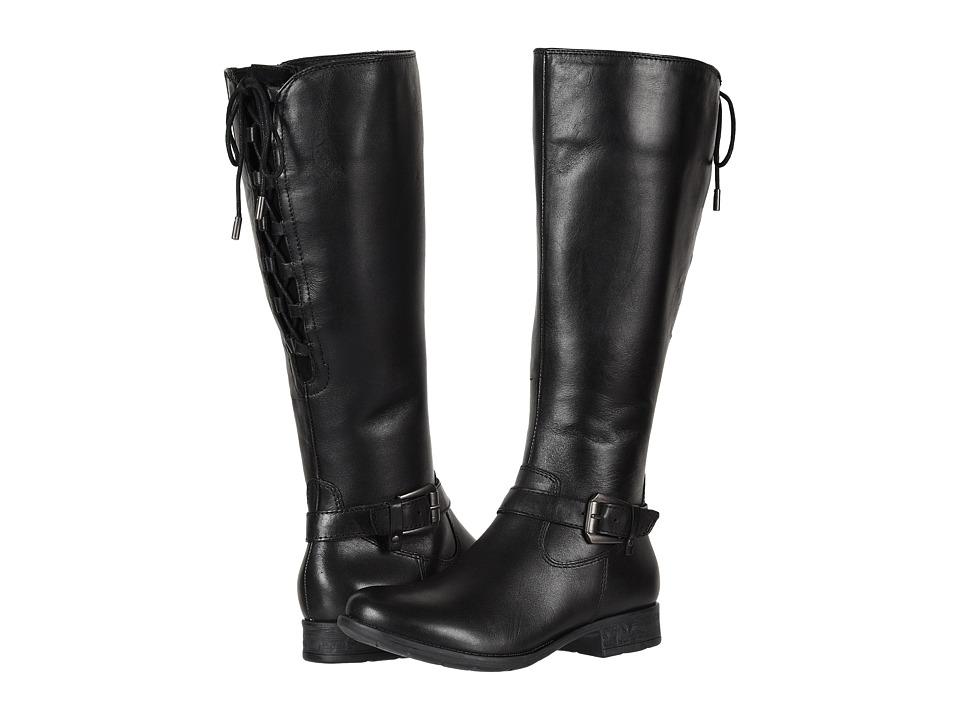 Earth Raleigh (Black Waterproof Full Grain Leather)