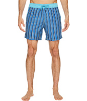 Mr. Swim - Zigzag Printed Chuck Boardshorts