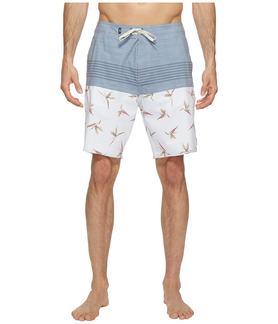 Vans Trouble in Paradise Boardshorts 19 (White) Men