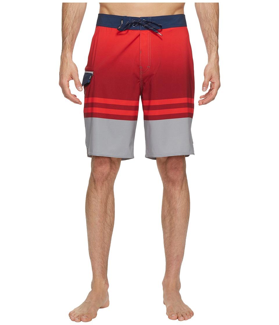 Vans Tidal Stretch Boardshorts 20 (Frost Grey) Men