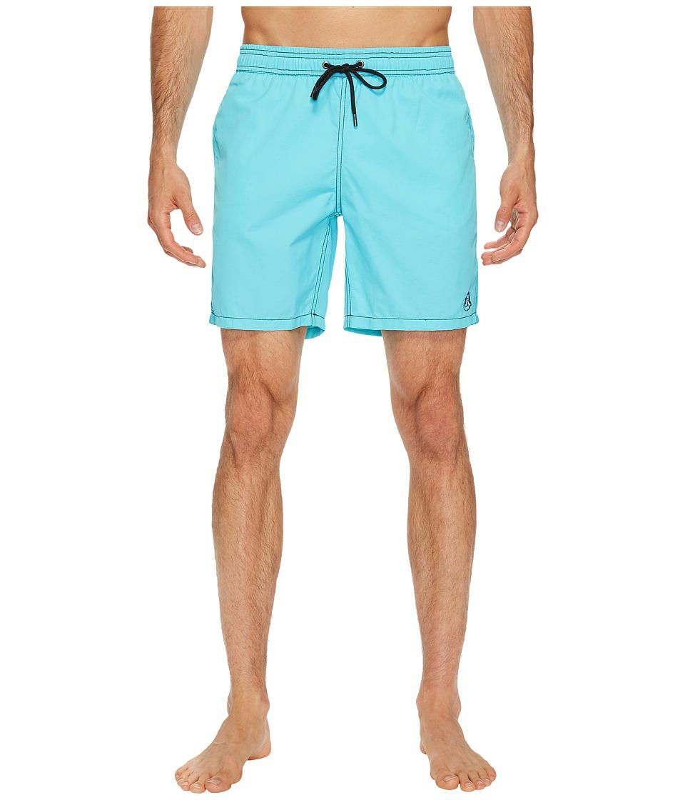 Mr. Swim - Solid Dale Swim Trunk